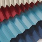 Luxaflex plisse kleuren