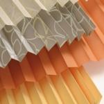 Luxaflex plisse vuilwering