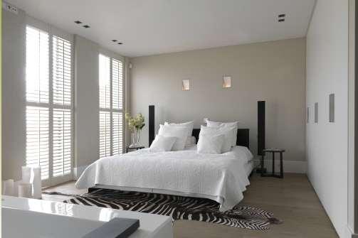 shutters slaapkamer - Zonservice