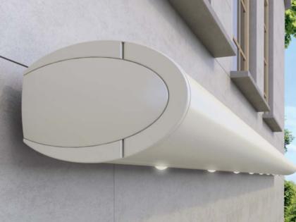 Weinor Opal design knikarmscherm
